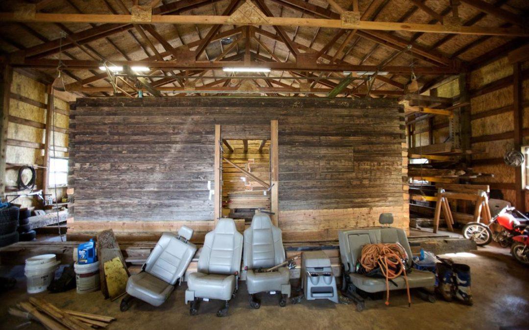 Clackamas Log Cabin